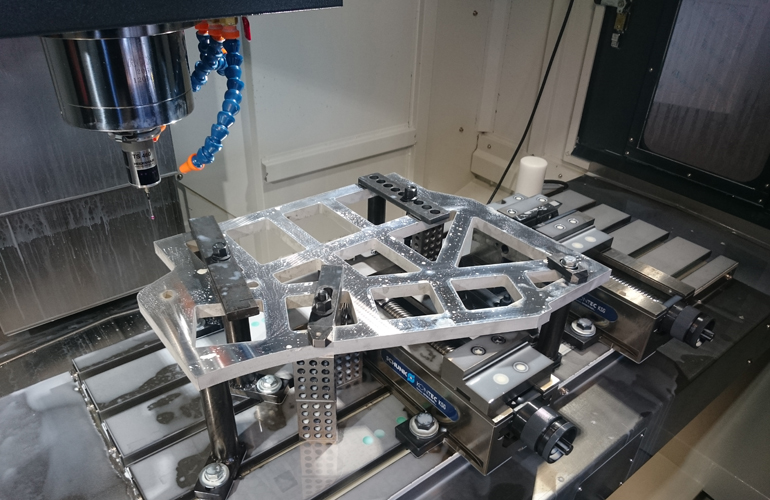 CNC production